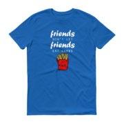 Friends Don't Let Friends Eat Carbs - Men's Tee