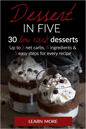 Dessert in Five